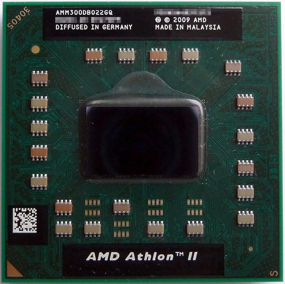 AMM300DBO22GQ AMD Mobile Athlon II M300 2GHz 1MB LP**