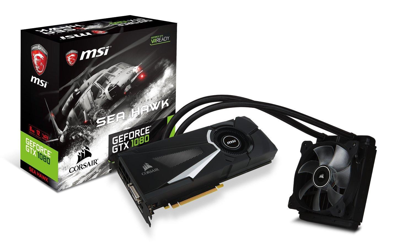 魅力的な MSI ゲーミング GeForce 1080 GTX 1070 8GB GDDR5 ゲーミング DirectX 8GB 12 VR Ready (GeForce GTX 1070 SEA Hawk X) G1080GXp8 B01H263V0U GTX 1080 SEA HAWK X, 鏡石町:55b8c1d0 --- martinemoeykens.com