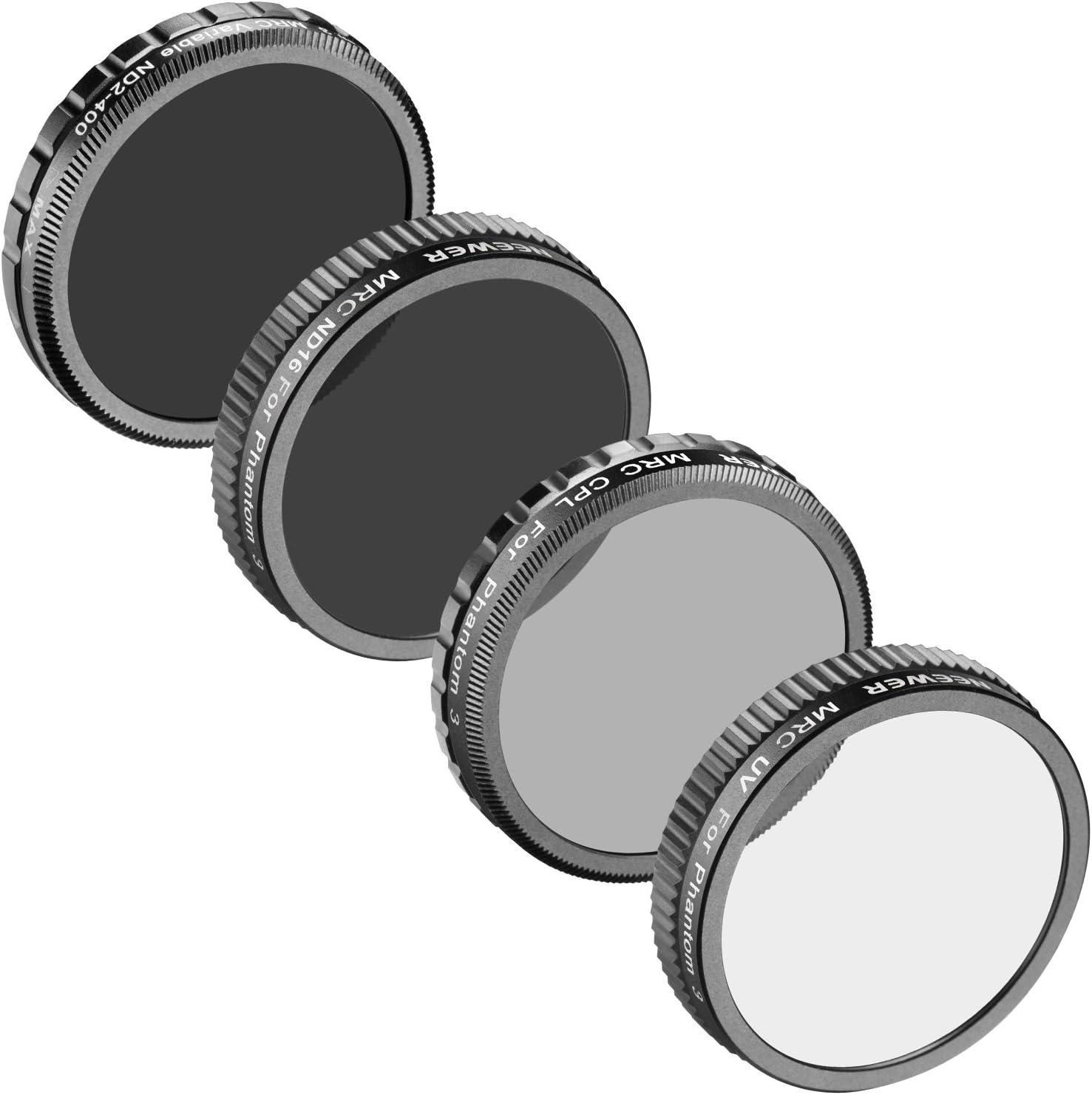 ND8 ND32 ND8//PL PolarPro DJI Spark Filter 6 Stück Kamerafilter CP ND16