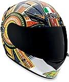 AGV K3 Rossi Dreamtime Motorcycle Helmet L Large
