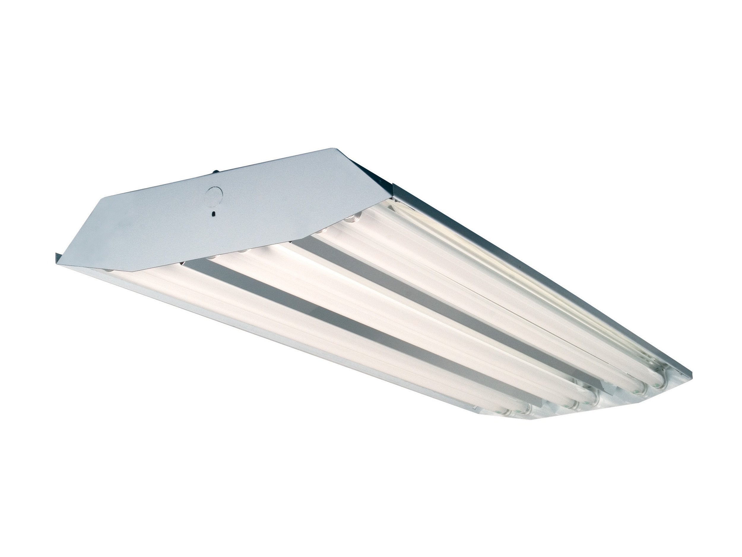 Howard Lighting HFA3E654PAPSMV000  6 Lamp High Bay Fluorescent  Standard Specular Aluminum Reflector