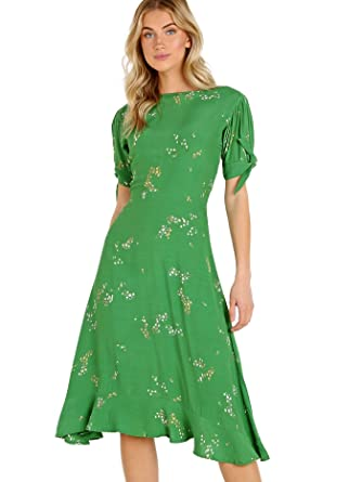 32224b18904c Faithfull The Brand Women s Emilia Midi Dress at Amazon Women s ...