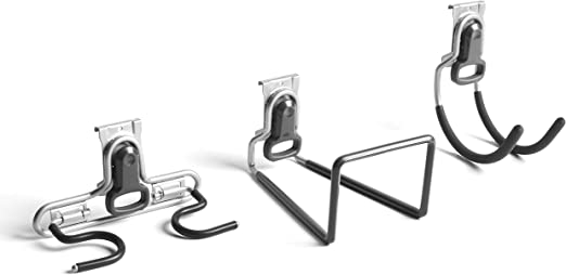 Rubbermaid Ladder Hook Holds Up To 50 Lb Steel