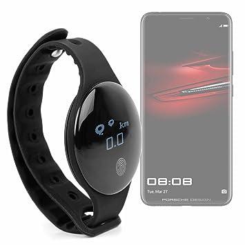 DURAGADGET Control Coche Bluetooth/con micrófono Bluetooth para móvil Huawei P20/P20 Pro/