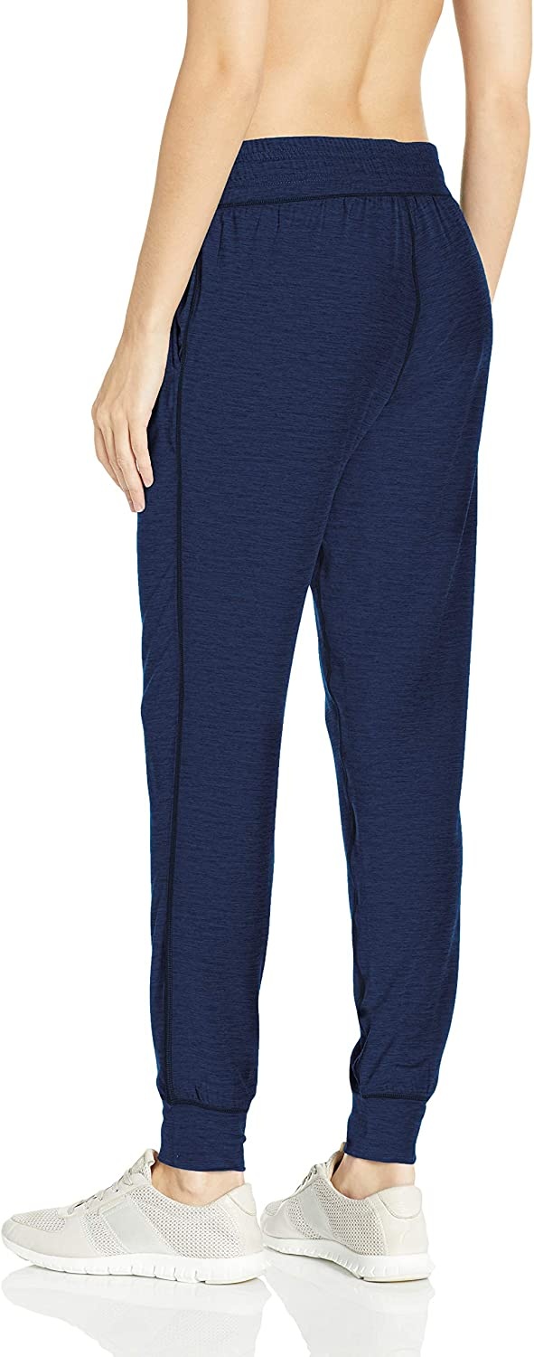 Essentials Brushed Tech Stretch Jogger Pant Mujer