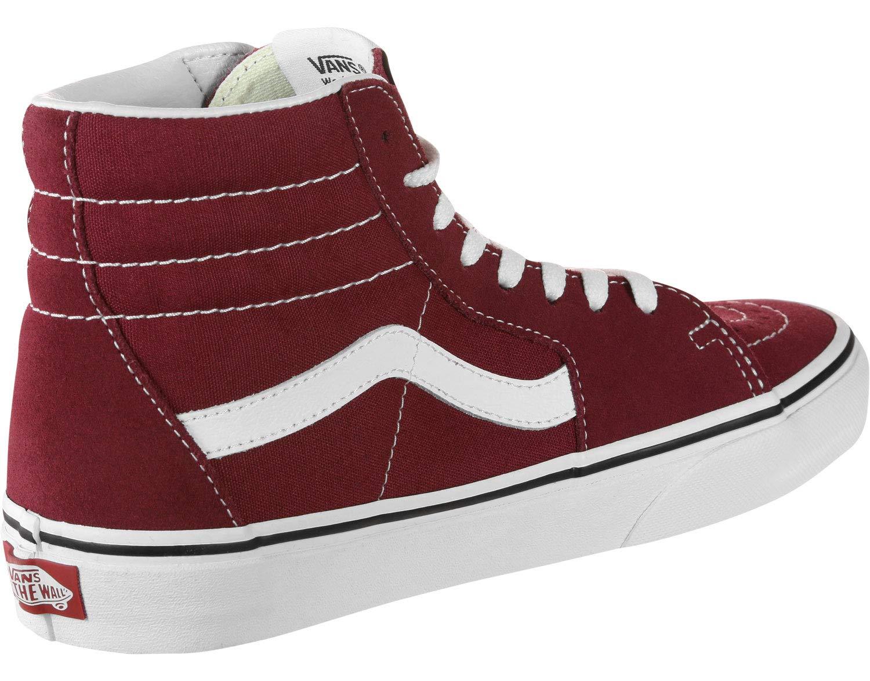 ae9c9eb96b Amazon.com  Vans SK8-HI Blur Check Mens Fashion-Sneakers VN0A38GE  Shoes