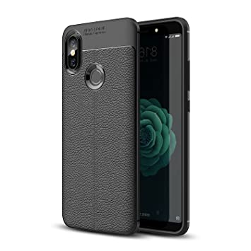 Funda Xiaomi Mi A2, AVIDET Funda de TPU Silicona Flexible Case para Xiaomi Mi A2