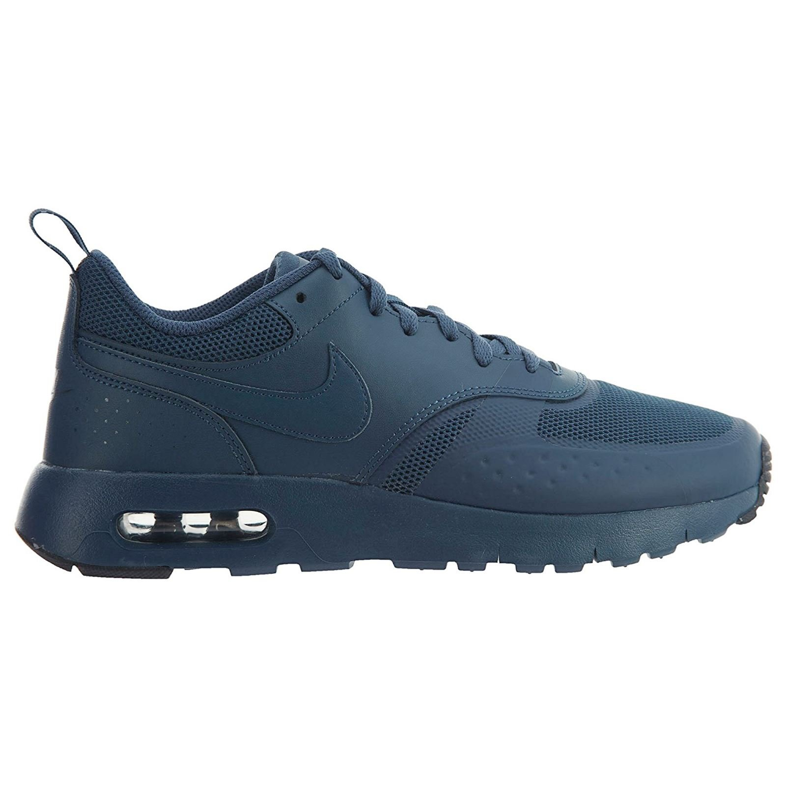 88e21b1642 Galleon - Nike Kids Air Max Vision (GS) Navy/Navy/Navy Running Shoe 4 Kids  US