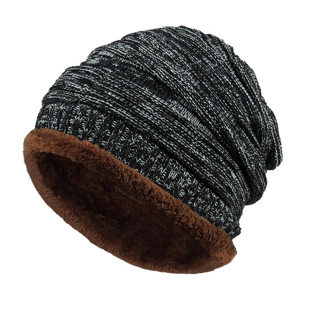 e78e6b4c341 Amazon.com  Hemlock Outdoors Warm Hats Men