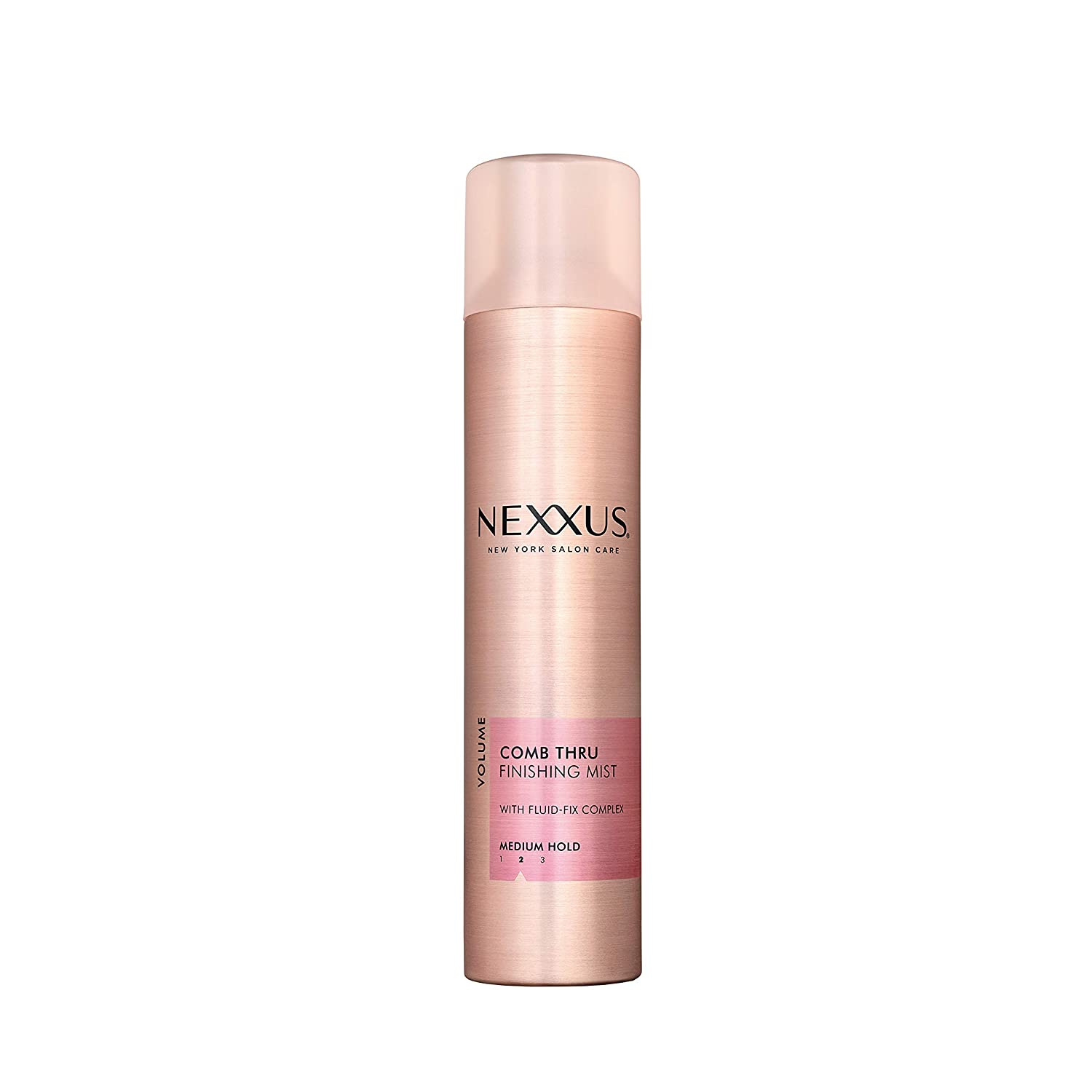 Nexxus Comb Thru Finishing Spray Hair Spray, Hair Spray for Volume, Hair Mist, Hair Shine Spray 10 oz : Hair Sprays : Beauty