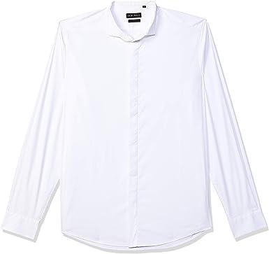 Antony Morato Camicia Smoking Slim Camisa para Hombre: Amazon.es: Ropa y accesorios
