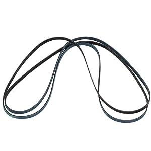 Supplying Demand 33002535 Clothes Dryer Belt Fits Maytag 33001777 63700300