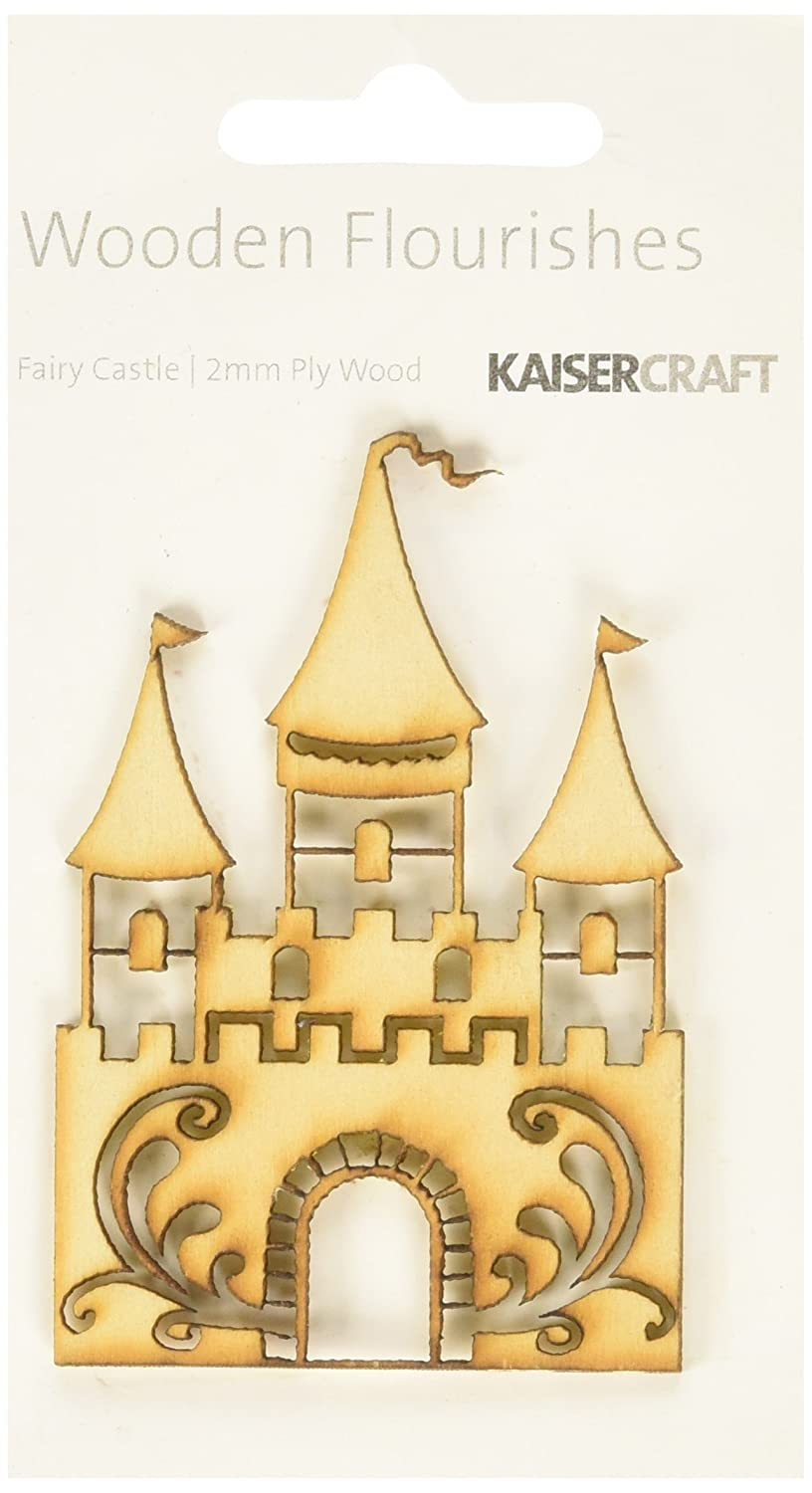 Wood Flourishes-Fairy Castle (並行輸入品) B0083HK0CA