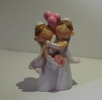 Cake Topper Homosexuell Tortenaufsatz Fur Hochzeitstorte Lesbisch
