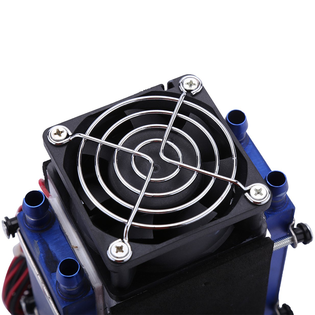 Mini Air Conditioner,DC 12V 576W 8-Chip TEC1-12706 DIY Thermoelectric Cooler Air Cooling Device by Walfront (Image #4)