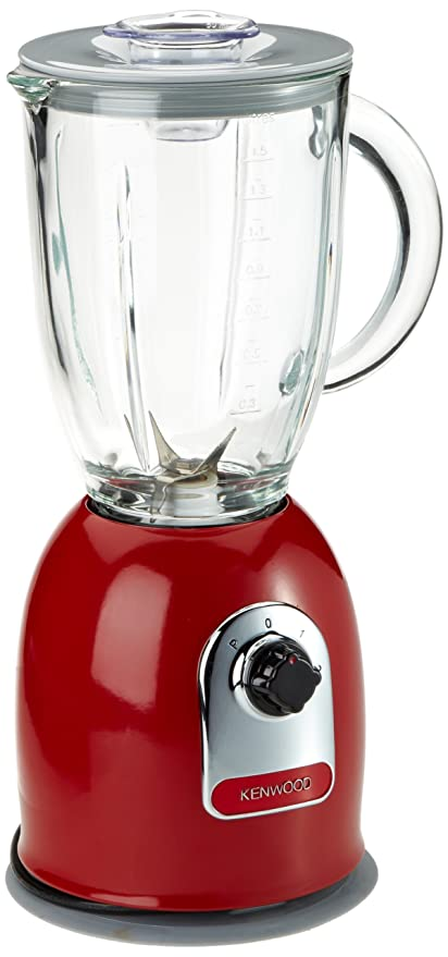 Kenwood BL721 Tradition Line - Licuadora, color rojo: Amazon.es: Hogar