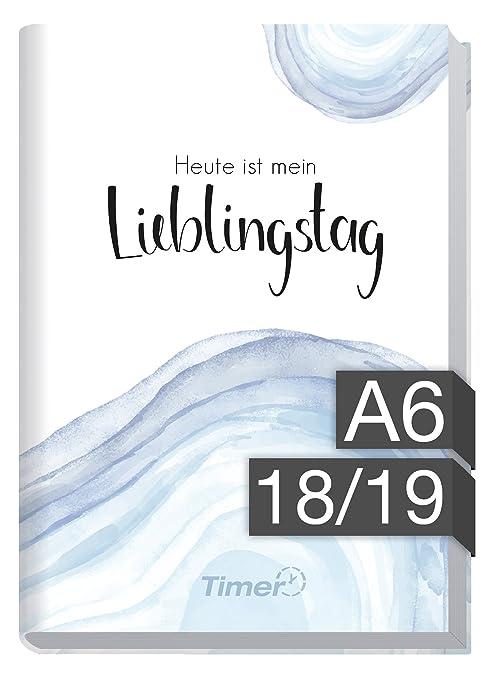 chff-timer-mini-a6-kalender-2018-2019-lieblingstag-18-monate-juli-2018-dezember-2019-terminkalender-mit-wochenplaner-organizer-wochenkalender