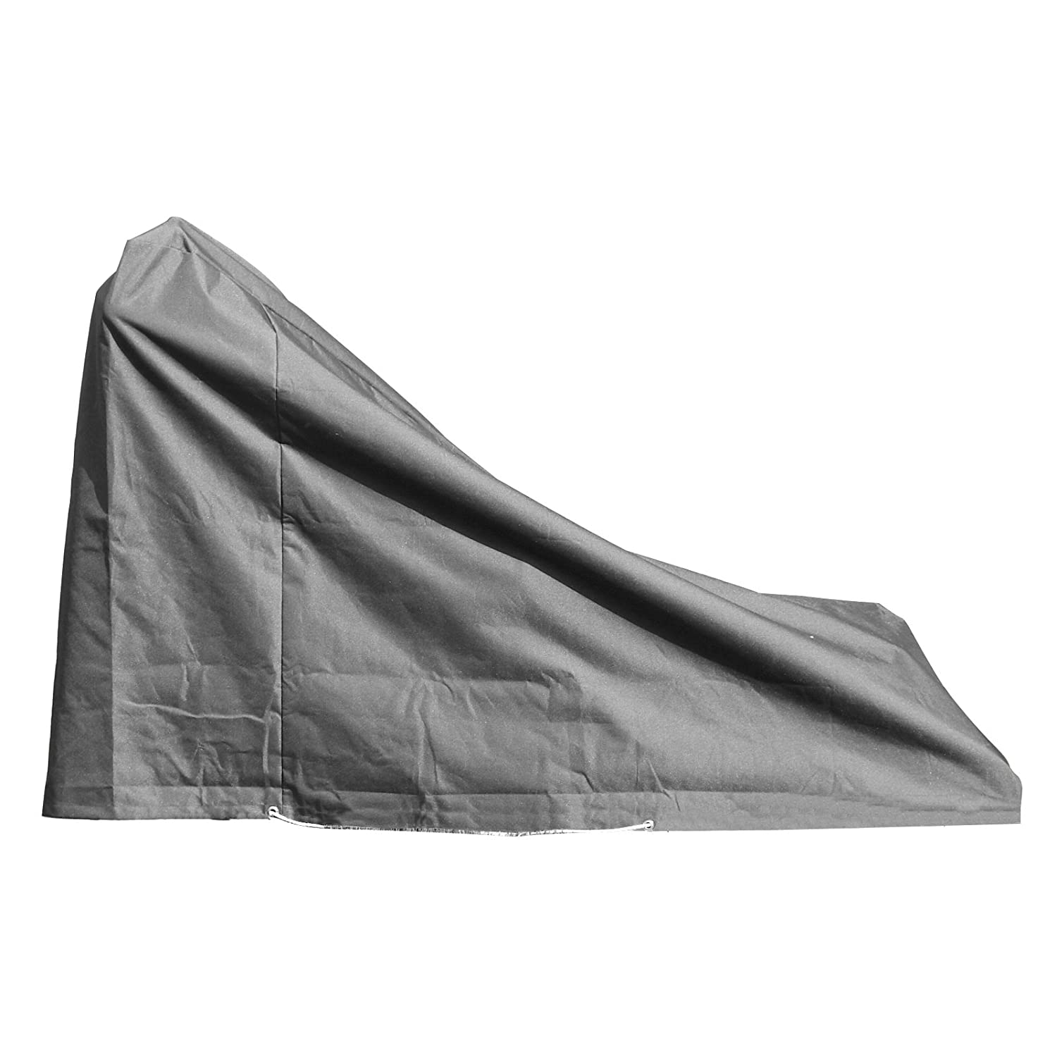 High Quality Protective Cover for Lawn Tractor and Mower 250 x L 130 x H 115 cm Polyester Anthracite Grey Quattro diffusion