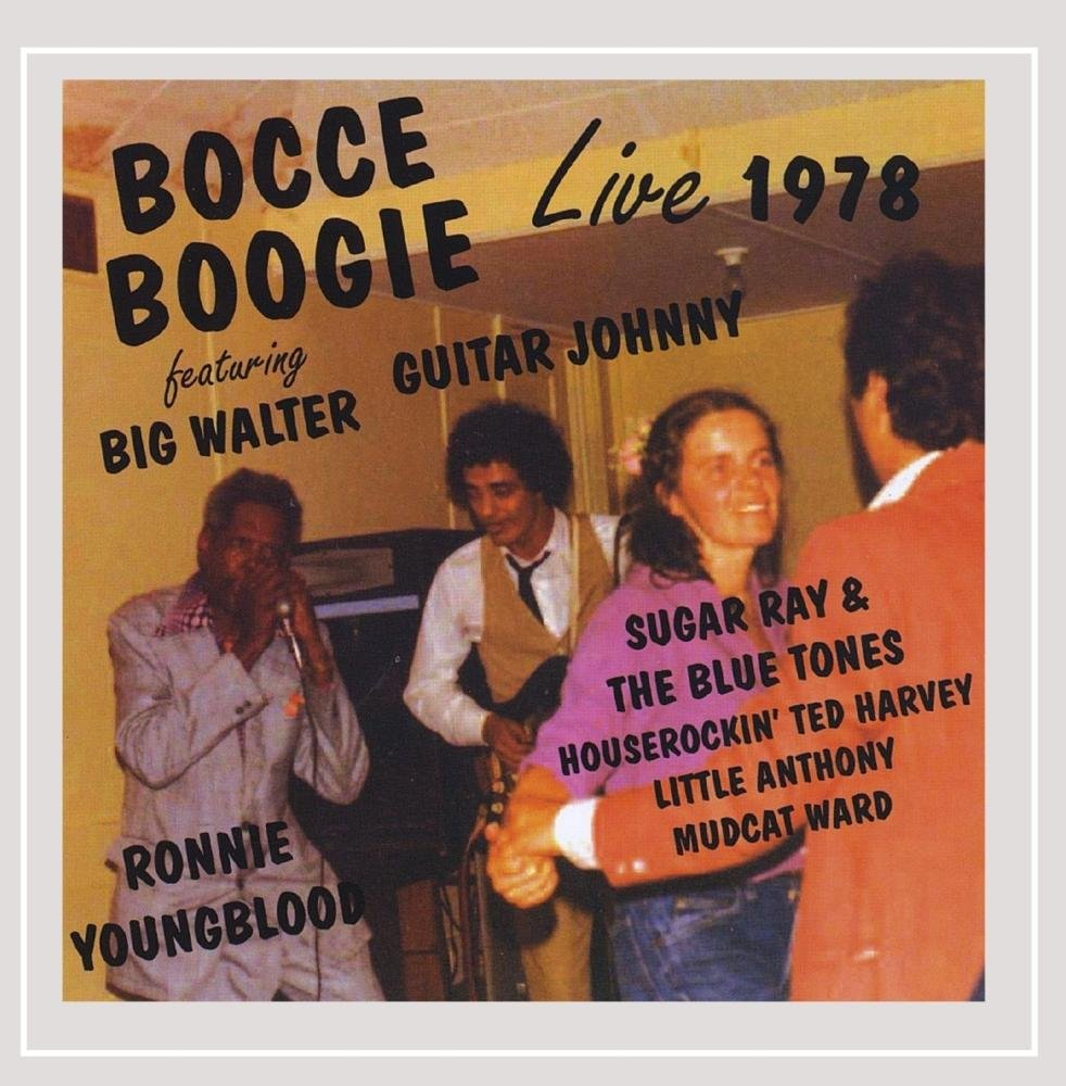 Bocce Boogie - Live 1978
