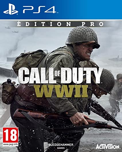 Call Of Duty: World War II: Playstation 4: Amazon.es: Videojuegos