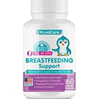 Breastfeeding Supplement for Lactation Support - Lactation Supplement for Increased Breast Milk - Aid for Breastmilk…