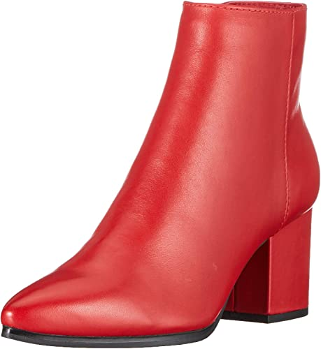 ALDO Fralissi, Women's Ankle Boots, Red