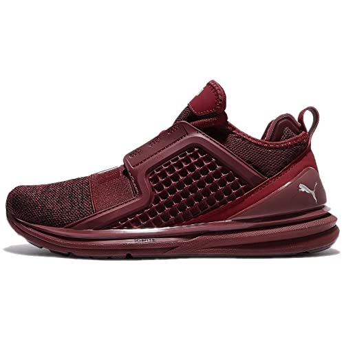 PUMA SNEAKERS IGNITE LIMITLESS KNUT BORDEAUX 189987 04