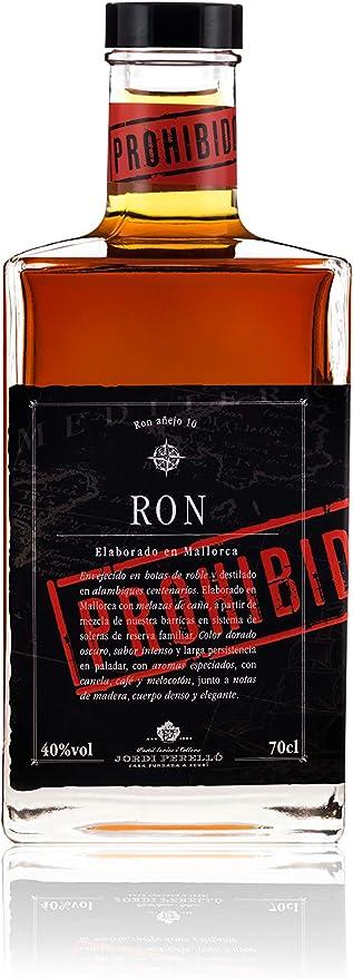 Ron Prohibido: Amazon.es: Alimentación y bebidas