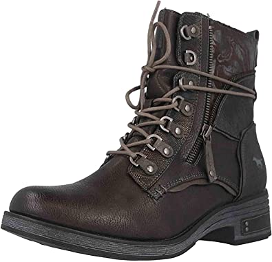 bottine femme mustang amazon