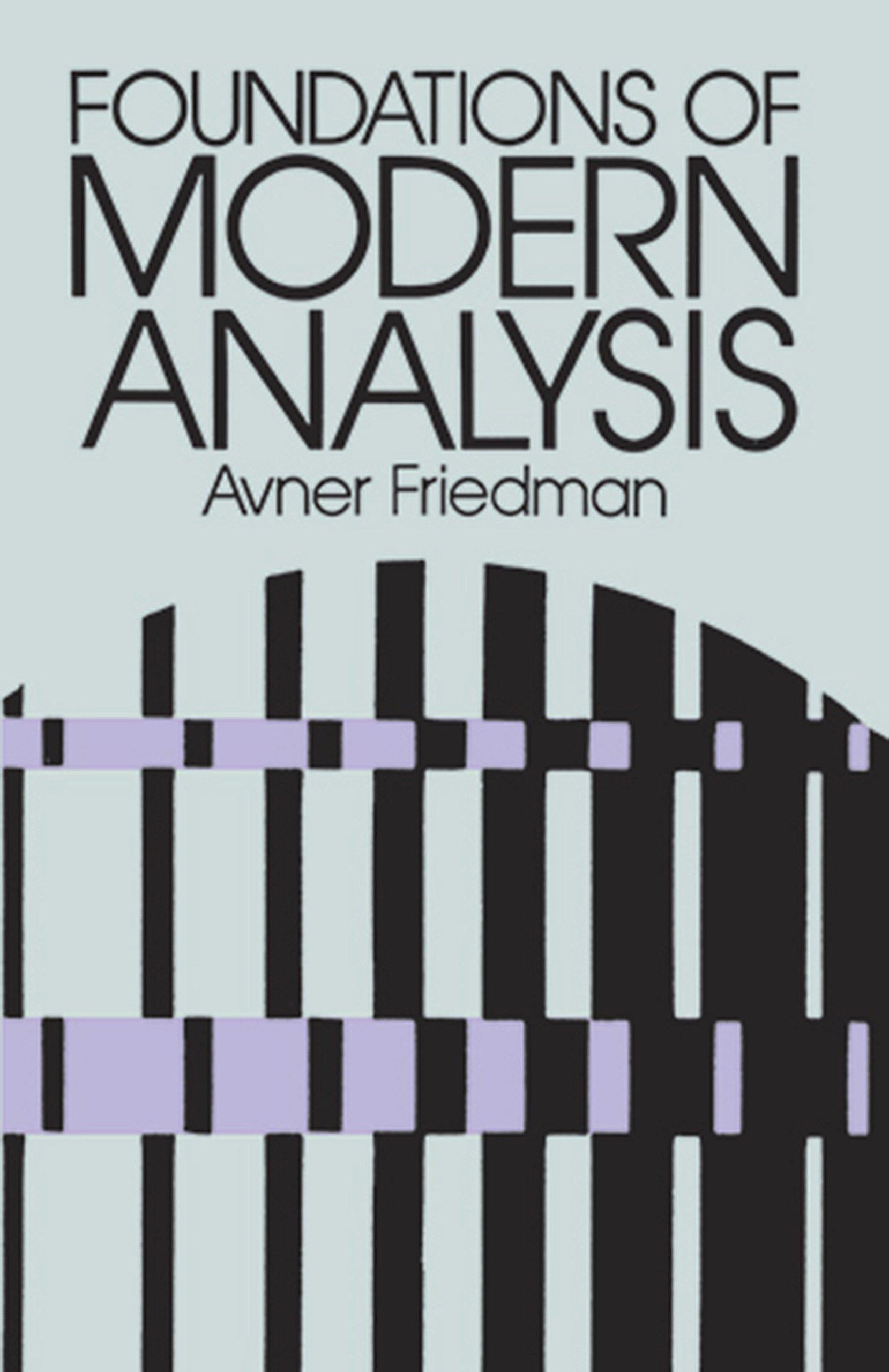 Foundations of Modern Analysis (Dover Books on Mathematics)