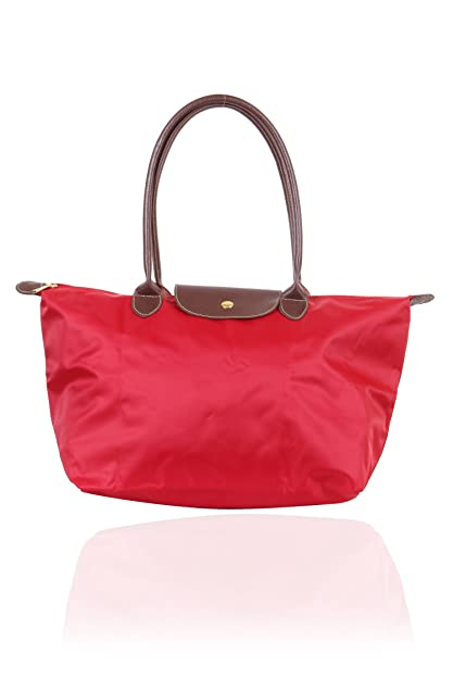 677107cc37 Alessia74 Women s Handbag Combo with Wallet (Red) (TY022B)  Amazon.in   Shoes   Handbags