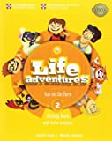 Life Adventures Level 2 Activity Book with Home Booklet and Online Activities