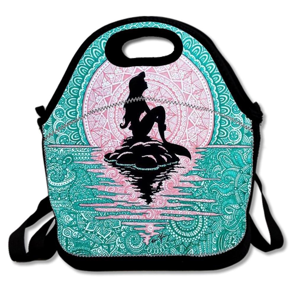 cf1ae517b769 Amazon.com: Personalized Custom Lunch Bags Neoprene Waterproof Kids ...
