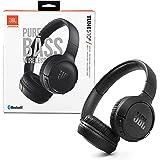 Fone de Ouvido JBL 510BT Bluetooth Pure Bass JBLT510BTBLK Preto - JBL