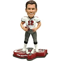 $54 » Tom Brady Tampa Bay Buccaneers Super Bowl LV Champs Bobblehead NFL