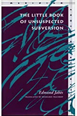 The Little Book of Unsuspected Subversion (Meridian: Crossing Aesthetics) Paperback