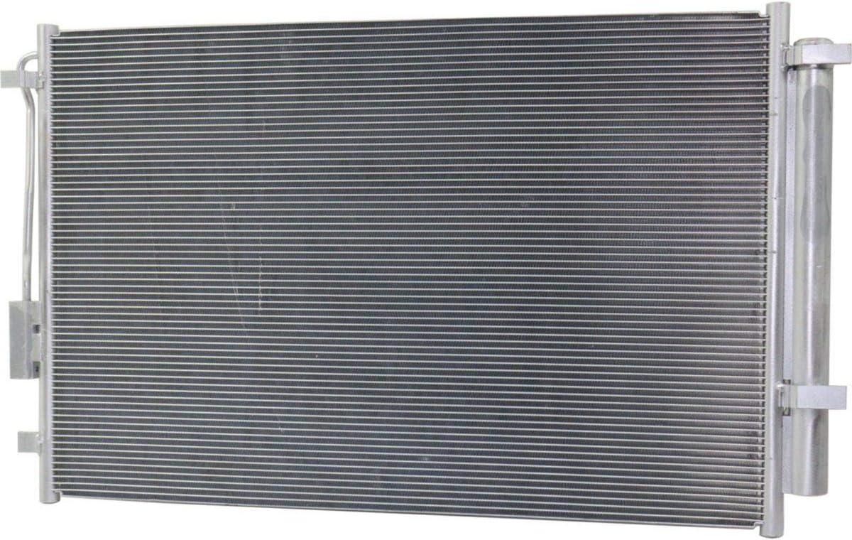 Nissens 940006 para condensador HYUNDAI i30 KIA CEE/'D PRO, Condensador climático