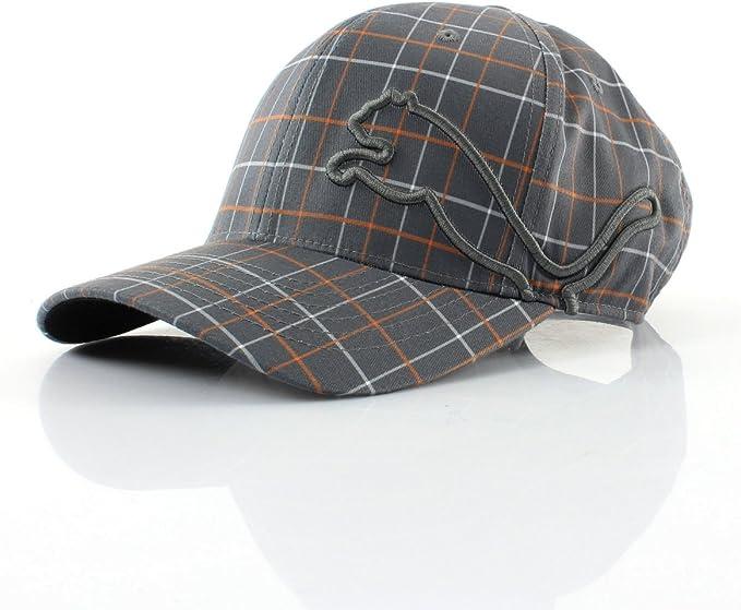 Puma - Gorra de béisbol - Vestir - para hombre Marrón marrón ...