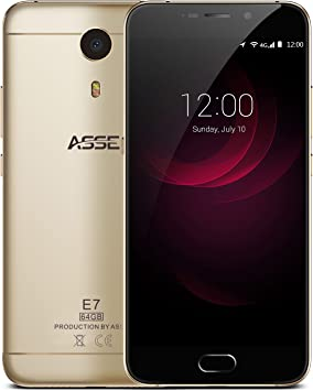 Asse E7 Smartphone 5.5 Pulgadas FHD Pantalla, 4 G, sin Contrato ...