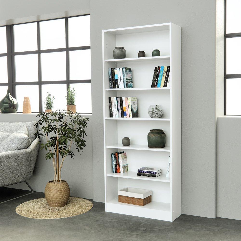 INFINIKIT Haven Bücherregal, Bücherregal, Bücherregal, breit -  goldene Eiche 0cb33a