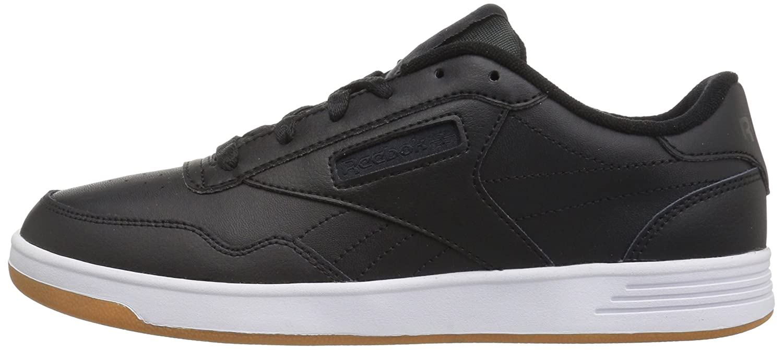 Reebok Women's Club MEMT Sneaker B01MV0R354 8.5 B(M) US|Black/White/Gum