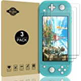 Tempered Glass Screen Protector for Nintendo Switch Lite 2019-3 Pack