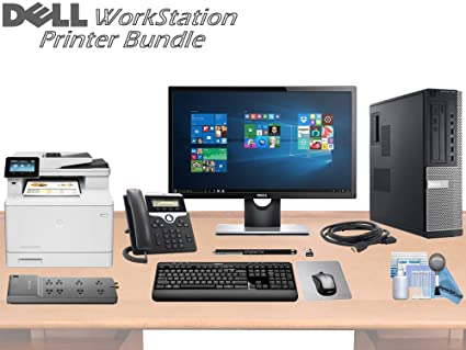 Enjoyable Amazon Com Office Workstation Computer Bundle With All In Download Free Architecture Designs Ponolprimenicaraguapropertycom