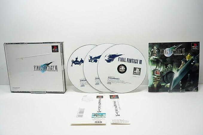 Final Fantasy VII: Amazon.es: Videojuegos