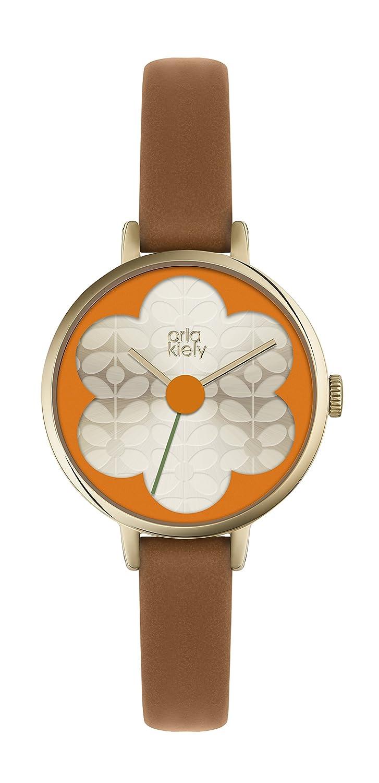 Orla Kiely Damen-Armbanduhr OK2152