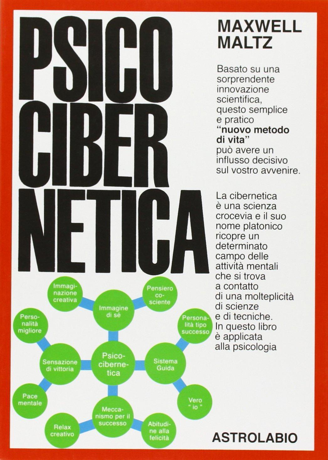 Copertina Libro Psicocibernetica
