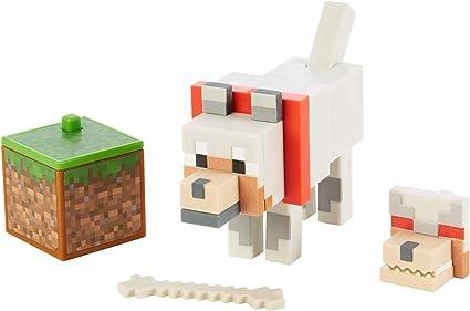 "Alex 3.25/"" Action Figure Minecraft Comic Maker"