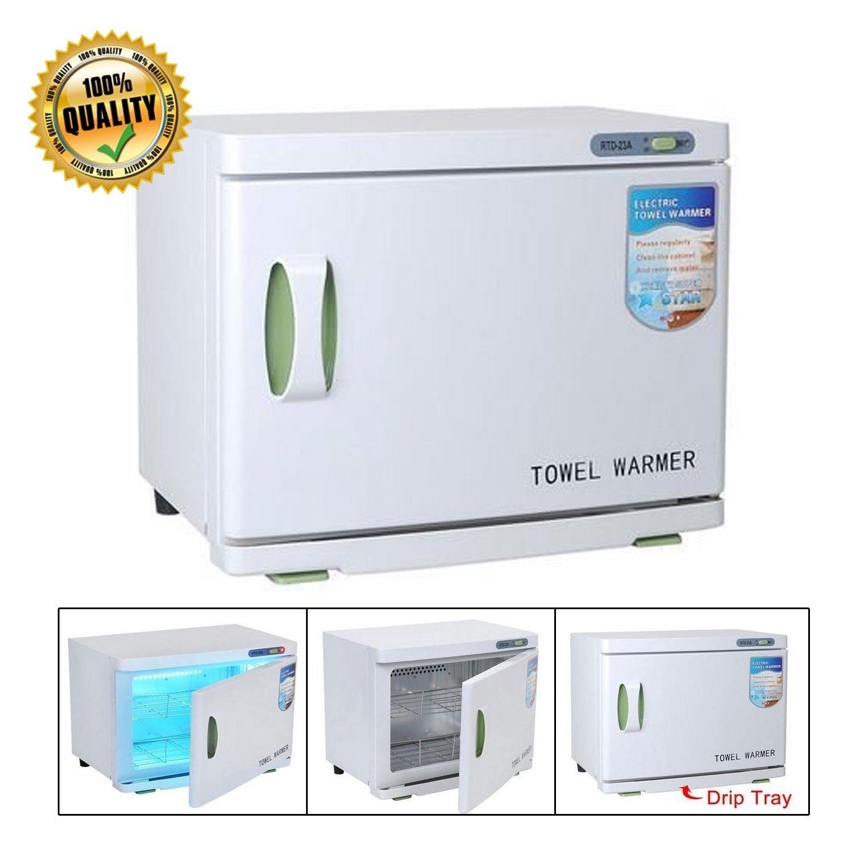 Koval Inc. Towel Warmer Cabinet Heated Sterilizer (18'' x 11'' x 14'')