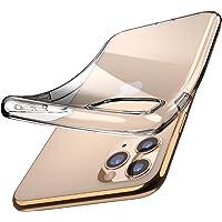 """Capa Capinha Para Apple iPhone 11 Pro Tela De 5.8"""" Polegadas Capinha Transparente Clear Ultra Fina Silicone - Danet (Transparente)"""