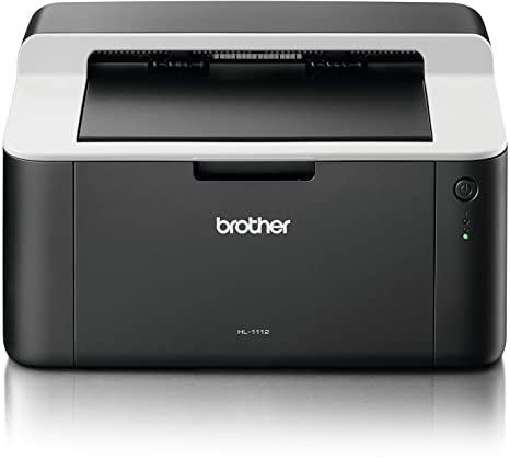 Brother HL-1112 - Impresora láser (2400 x 600 dpi, 10000 ...
